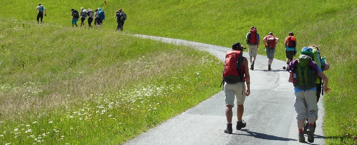 Den Pilgerweg ins Leben nehmen