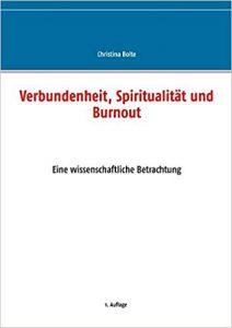 Cover Verbundenheit, Spiritualität und Burnout