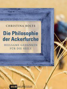 Cover Philosophie der Ackerfurche