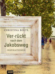 Cover Ver-rückt nach dem Jakobsweg
